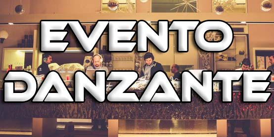 evento danzante silent party